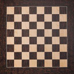 Andalucia – 60 cm Tiger Ebony Spanish Chess Board