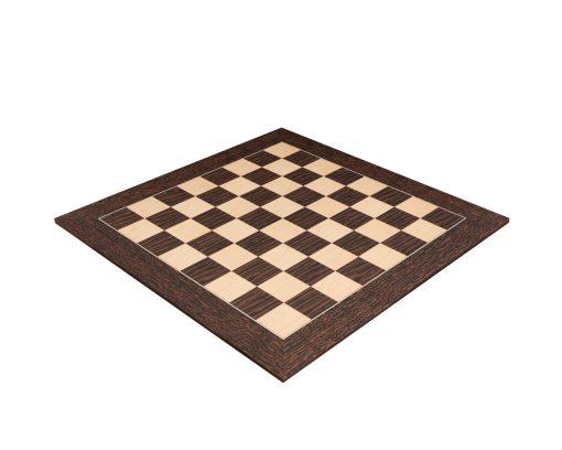 Andalucia - 60 cm Tiger Ebony chess board