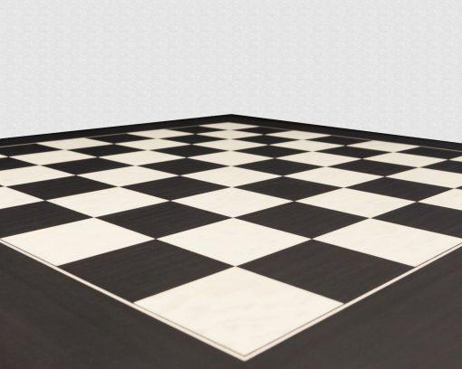 Asturias – 60 cm Black Spanish Chess Board